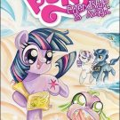My Little Pony: Friendship is Magic #40 Subscriber Cover [2016] VF/NM IDW Comics