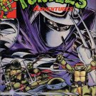 Teenage Mutant Ninja Turtles Adventures #1 [1989] VF/NM Archie Comics