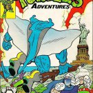 Teenage Mutant Ninja Turtles Adventures #5 [1989] VF/NM Archie Comics