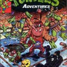 Teenage Mutant Ninja Turtles Adventures #7 [1989] VF/NM Archie Comics