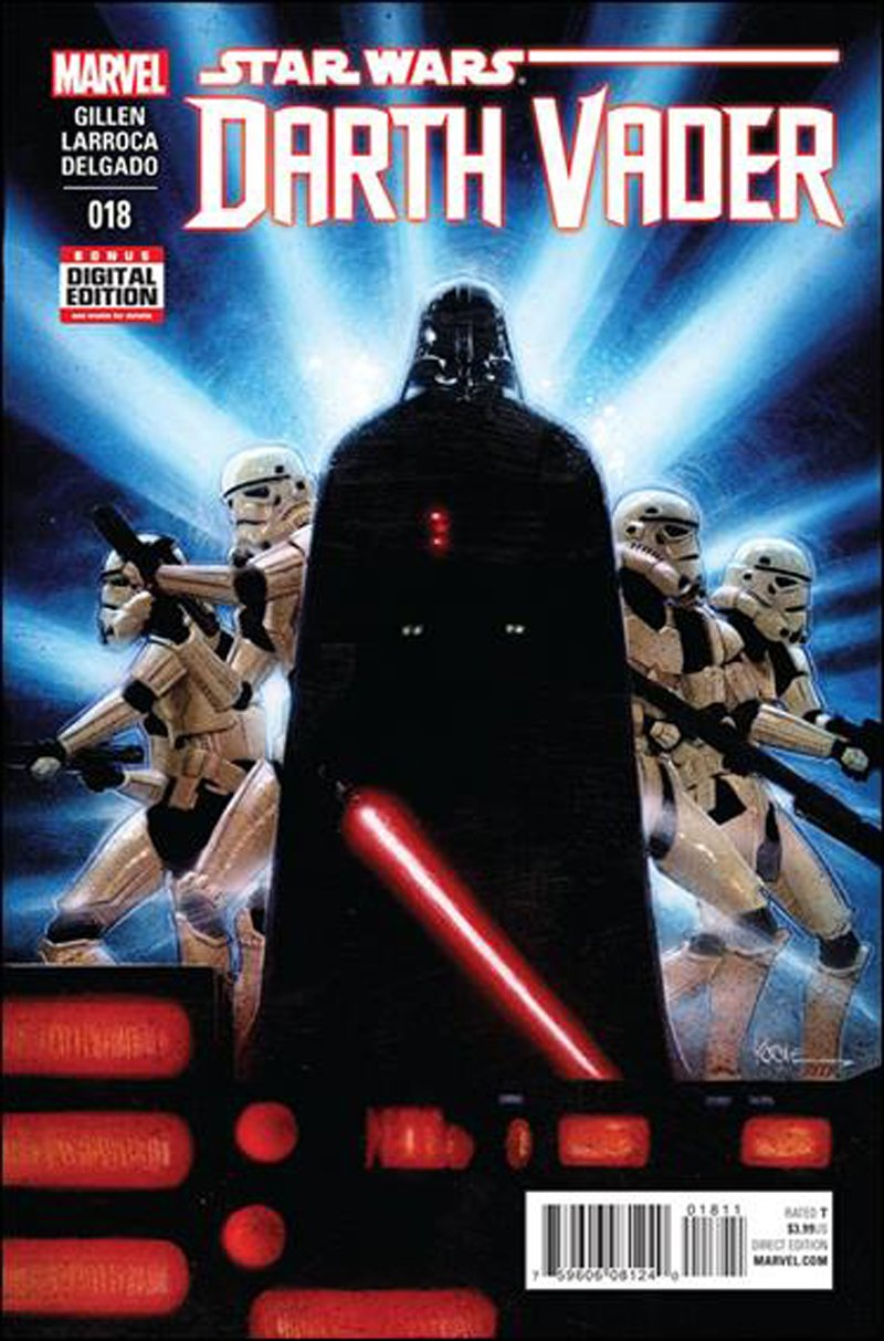 Darth Vader #18 [2016] VF/NM Marvel Comics