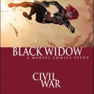 Black Widow #1 Bengal Civil War Variant Cover [2016] VF/NM Marvel Comics