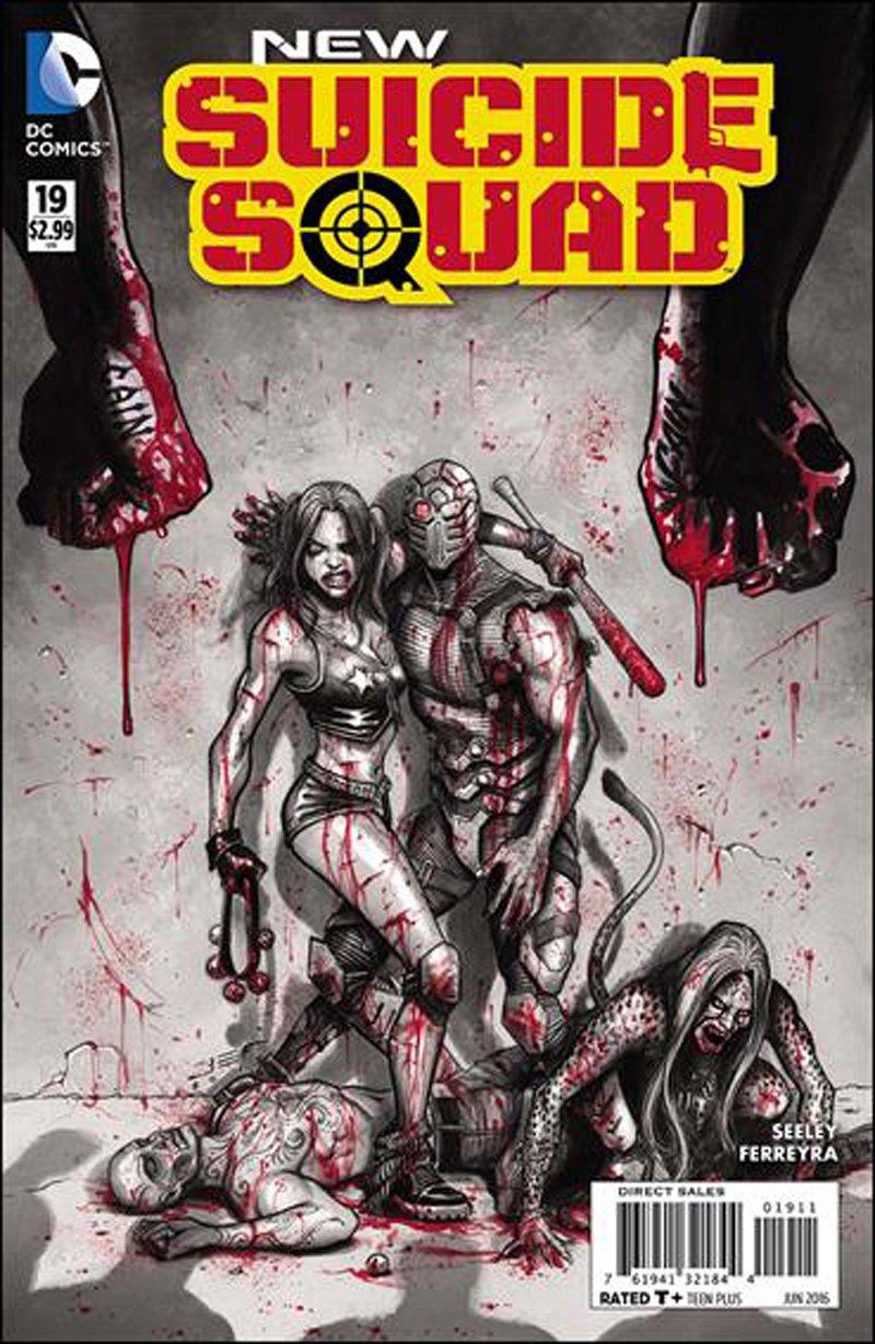 New Suicide Squad #19 [2016] VF/NM DC Comics