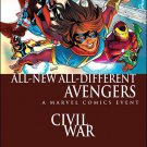 All-New, All-Different Avengers #8 Greg Land Civil War Variant Cover [2016] VF/NM Marvel Comics