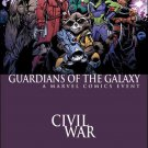 Guardians of the Galaxy #7 Mark Bagley Civil War Variant Cover [2016] VF/NM Marvel Comics