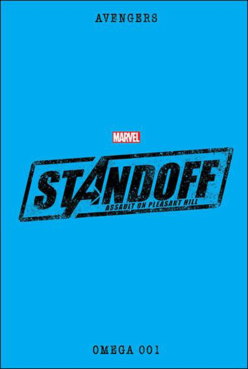 Avengers Standoff: Assault on Pleasant Hill Omega #1 [2016] VF/NM Marvel Comics