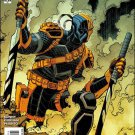 Deathstroke #17 John Romita Jr. Variant Cover [2016] VF/NM DC Comics