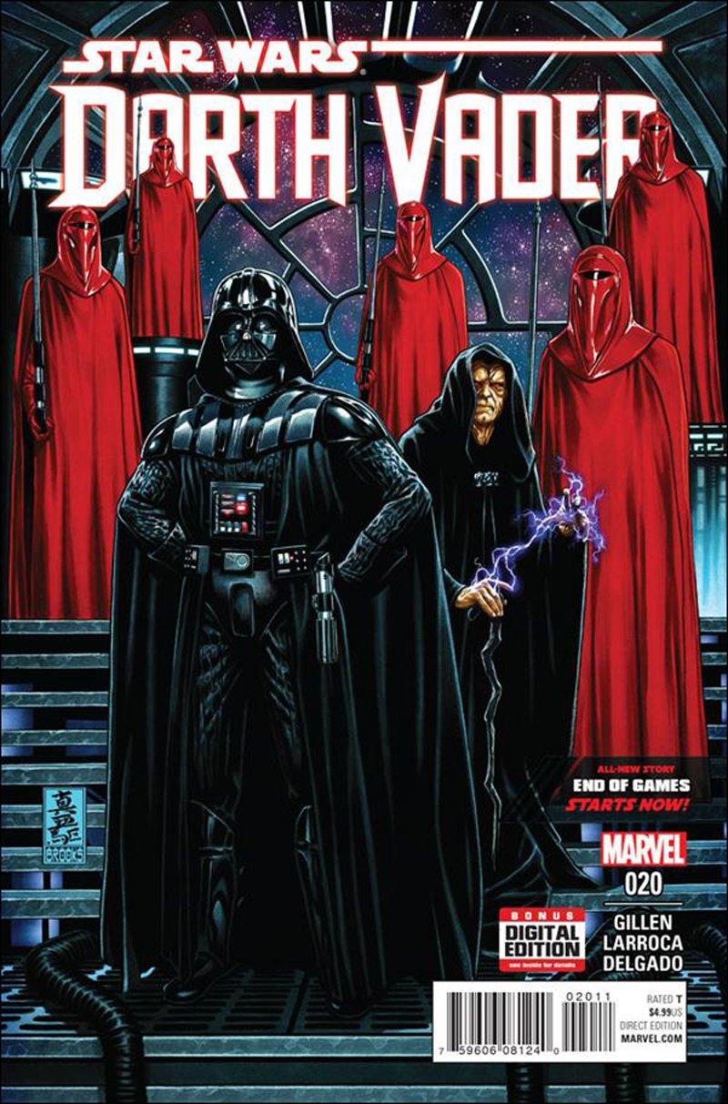Darth Vader #20 [2016] VF/NM Marvel Comics