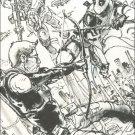 Civil War II #0 Kim Jung Gi Variant Cover [2016] VF/NM Marvel Comics