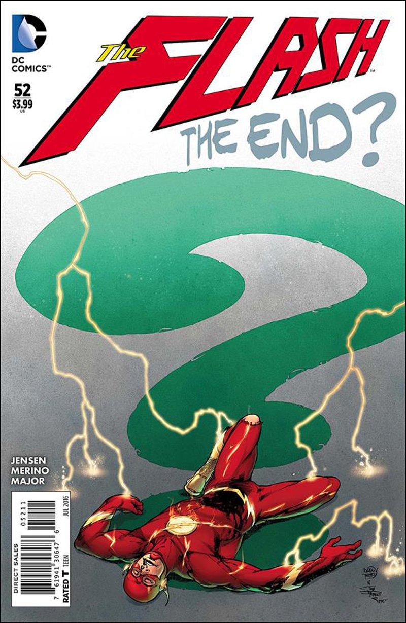 Flash #52 [2016] VF/NM DC Comics