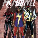 Ms. Marvel #7 [2016] VF/NM Marvel Comics
