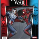 Civil War II: Amazing Spider-Man #1 Action Figure Variant Cover [2016] VF/NM Marvel Comics