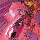 Deadpool #14 Pasqual Ferry Civil War Reenactment Variant Cover [2016] VF/NM Marvel Comics