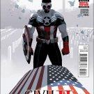 Captain America: Sam Wilson #10 [2016] VF/NM Marvel Comics