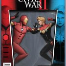 Civil War II: Choosing Sides #1 Action Figure Variant Cover [2016] VF/NM Marvel Comics