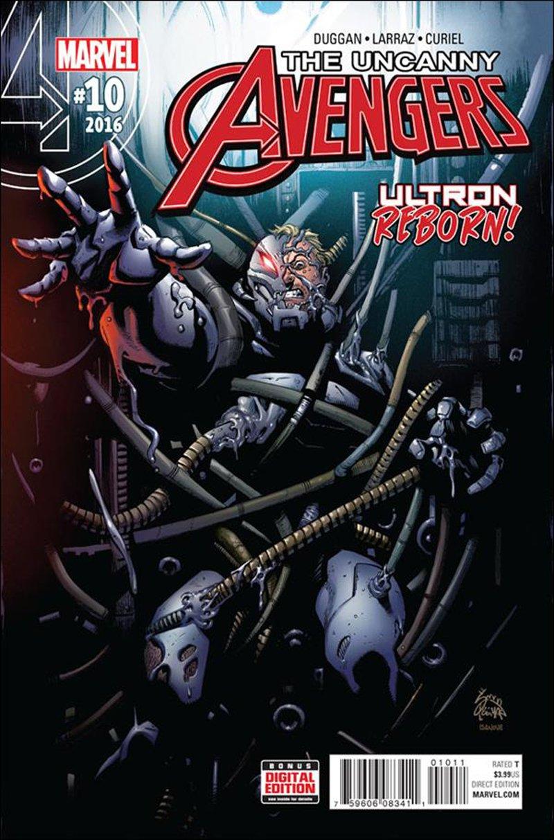 Uncanny Avengers #10 [2016] VF/NM Marvel Comics