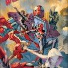 Web Warriors #8 [2016] VF/NM Marvel Comics