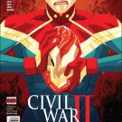 Captain Marvel #6 [2016] VF/NM Marvel Comics