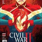 Captain Marvel #6 [2016] VF/NM Marvel Comics