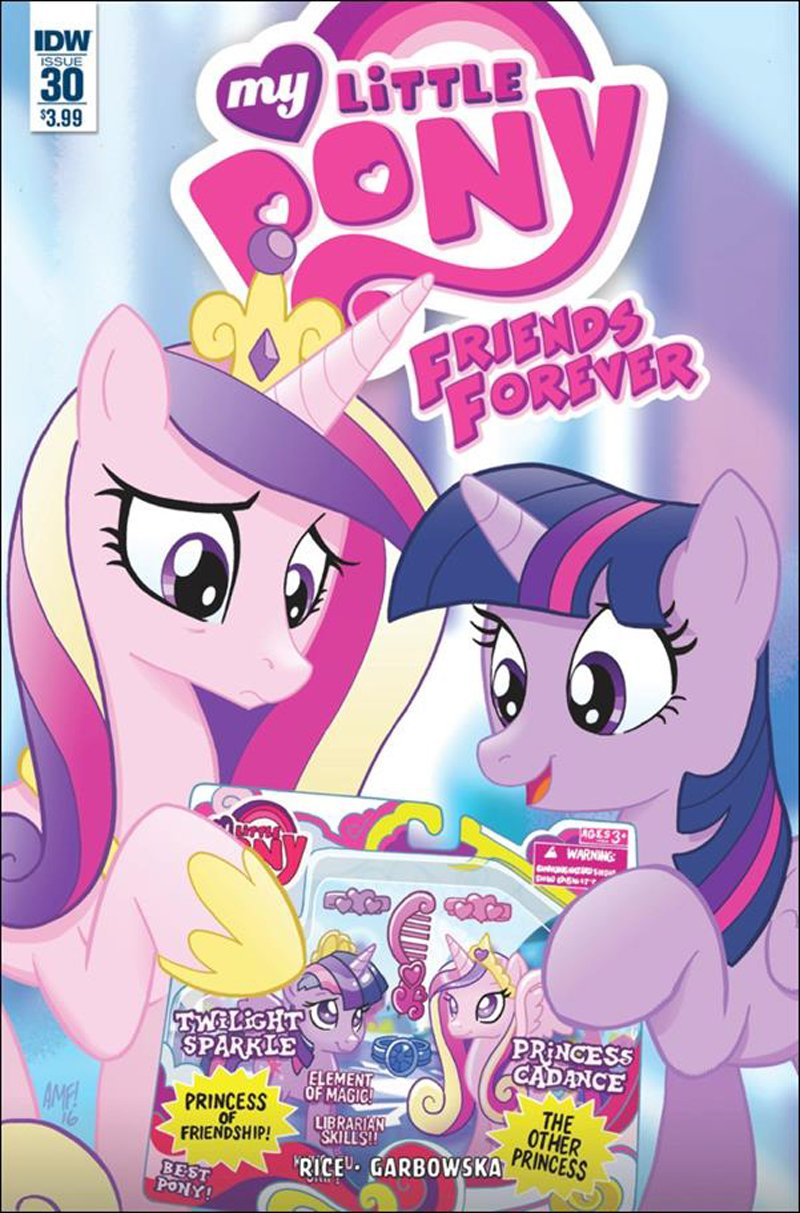 My Little Pony: Friends Forever #30 [2016] VF/NM IDW Comics