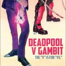 Deadpool v Gambit #2 [2016] VF/NM Marvel Comics