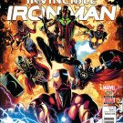 Invincible Iron Man #11 [2016] VF/NM Marvel Comics