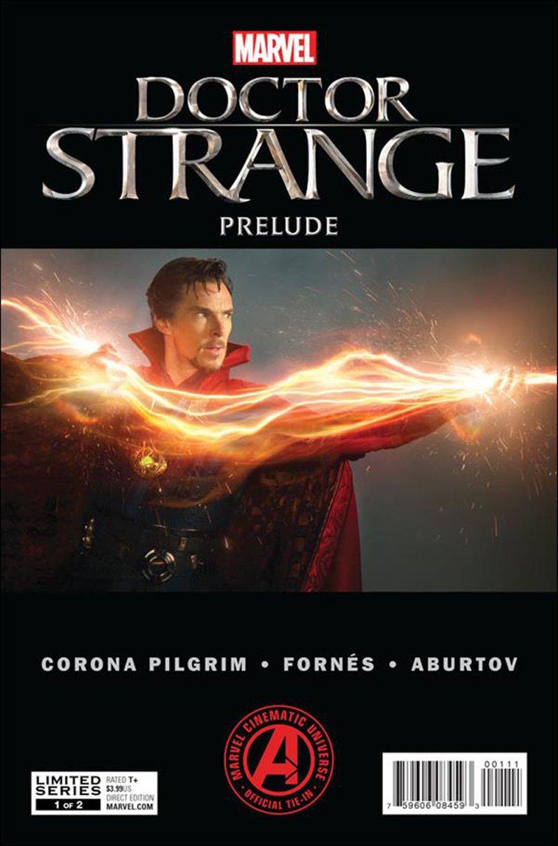 Marvel's Doctor Strange Prelude #1 of 2 [2016] VF/NM Marvel Comics