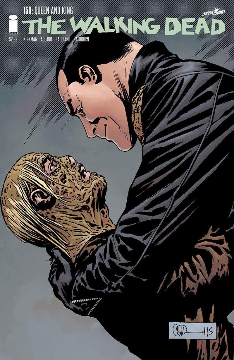 Walking Dead #156 [2016] VF/NM Image Comics