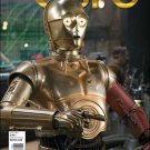 Star Wars Special: C-3PO #1 [2016] VF/NM Marvel Comics 1:15 movie cover variant