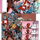 Deadpool #15 Secret Comic X Variant Cover [2016] VF/NM Marvel Comics