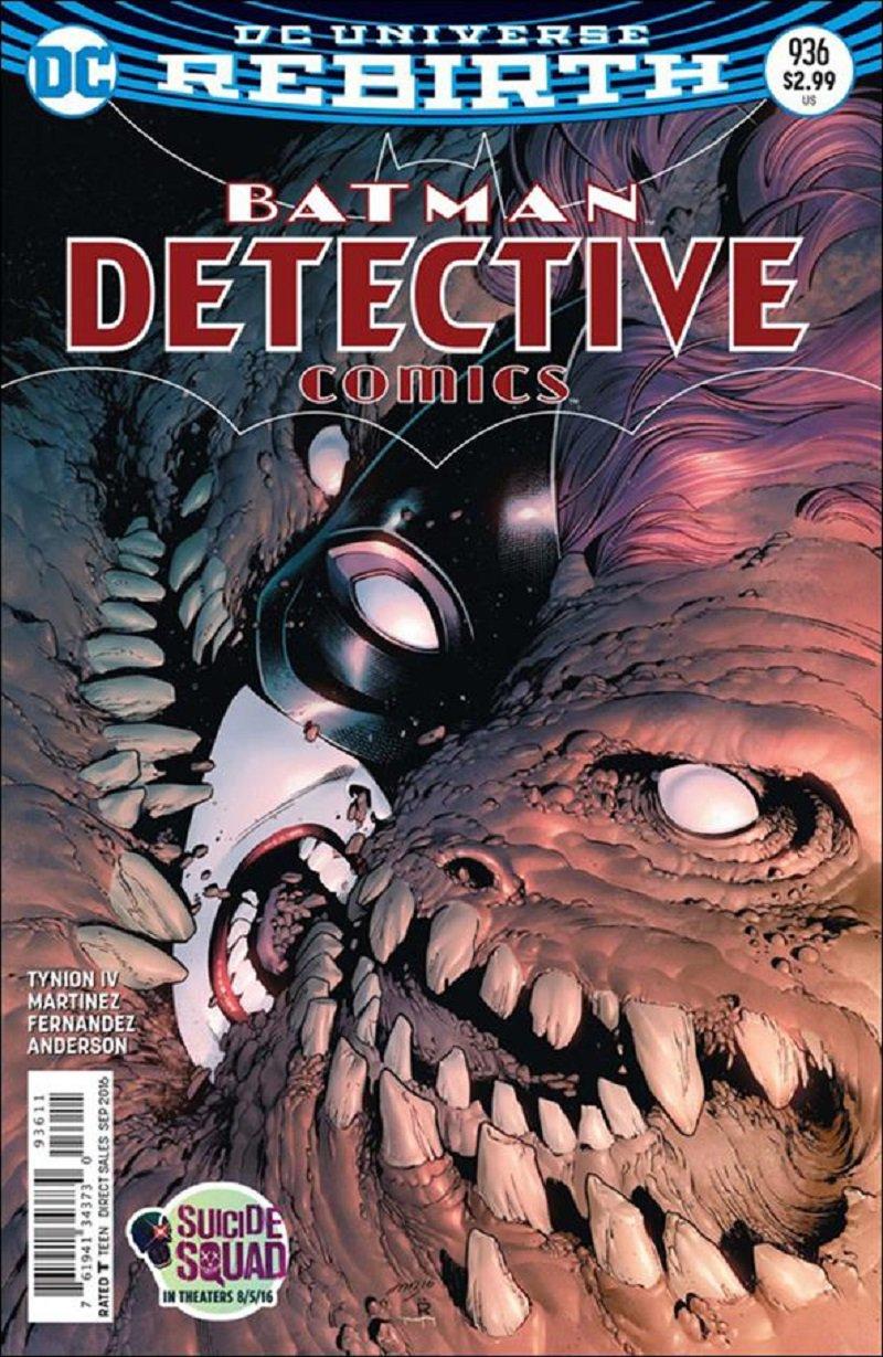 Detective Comics #936 [2016] VF/NM DC Comics