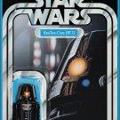 Darth Vader #23 John Tyler Christopher Action Figure Variant Cover [2016] VF/NM Marvel Comics