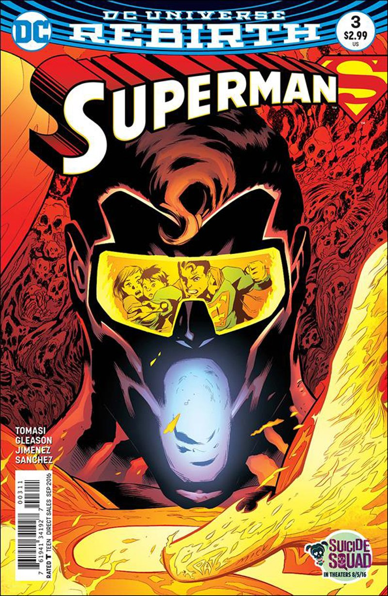 Superman #3 [2016] VF/NM DC Comics