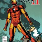 Civil War II #1 Chris Sprouse 1:15 Battle Cover[2016] VF/NM Marvel Comics