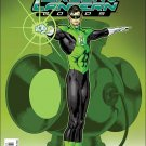 Hal Jordan and the Green Lantern Corps #1 [2016] Kevin Nowlan variant VF/NM DC Comics
