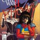 Ms. Marvel #9 [2016] VF/NM Marvel Comics