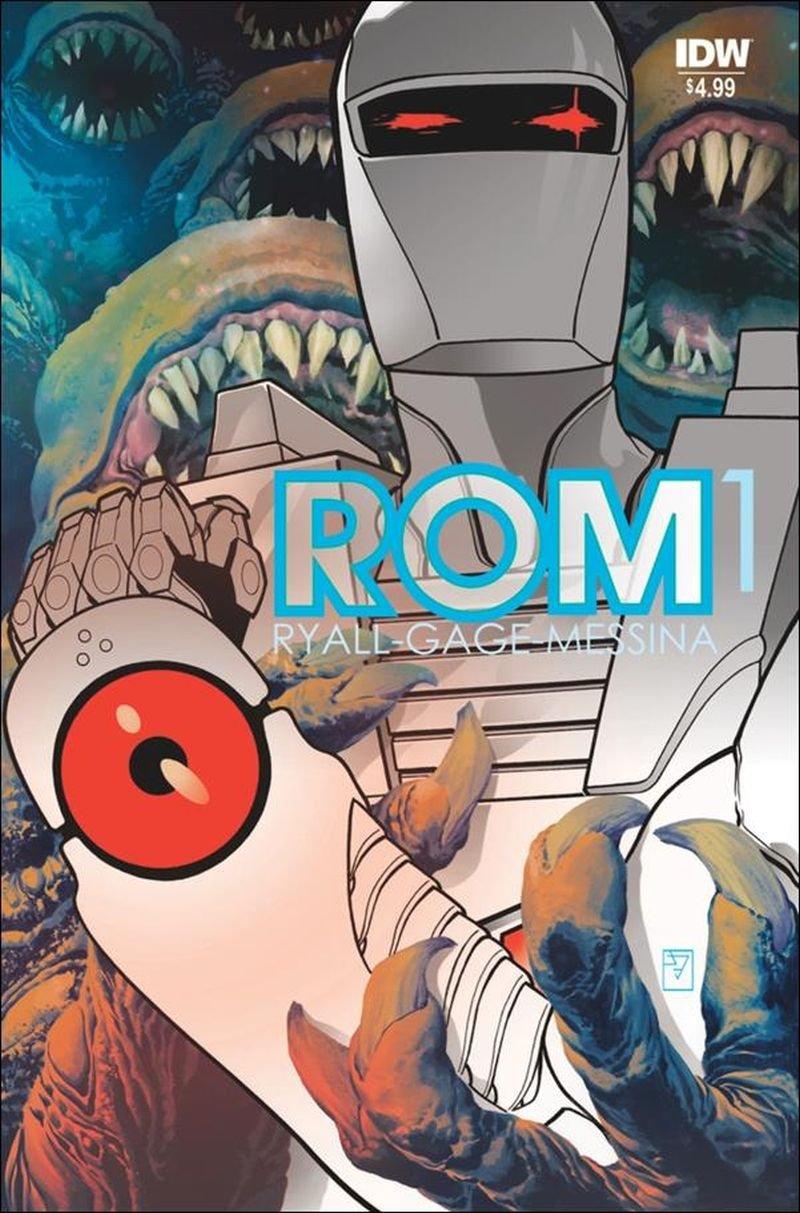 Rom #1 [2016]  VF/NM by IDW Comics