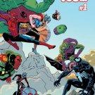 Marvel Tsum Tsum #1 [2016] VF/NM Marvel Comics