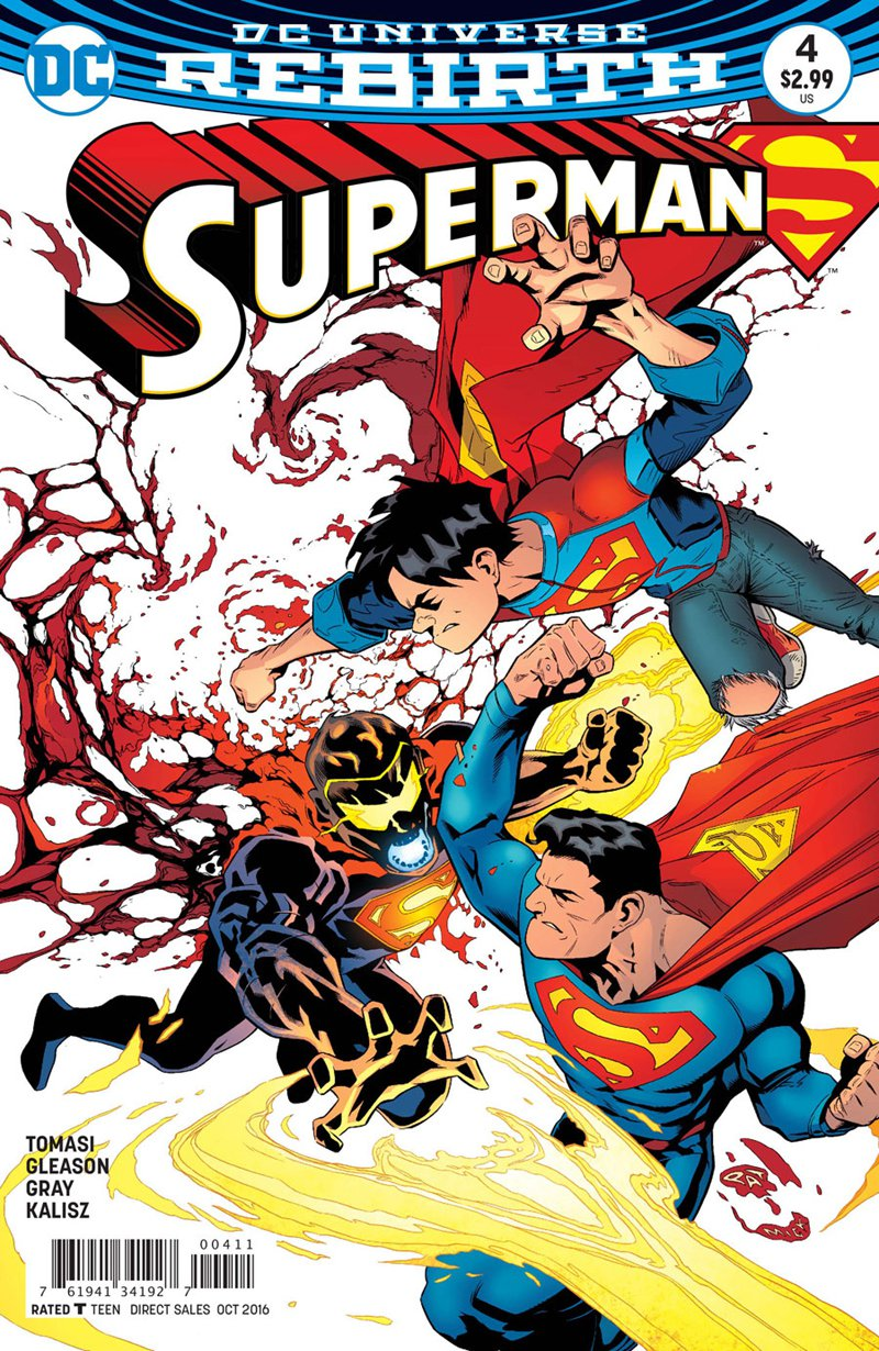 Superman #4 [2016] VF/NM DC Comics