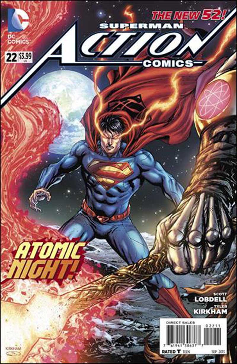 Action Comics #22 [2013] VF/NM DC Comics