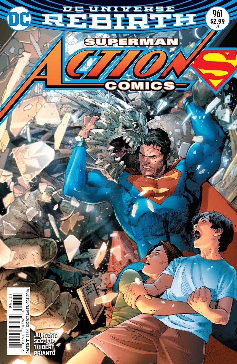 Action Comics #961 [2016] VF/NM DC Comics