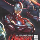 All-New, All-Different Avengers Annual #1 Alex Ross Iron Man Cover [2016] VF/NM Marvel Comics