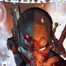 Deathstroke Rebirth #1 [2016] VF/NM DC Comics