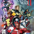 Civil War II: X-Men #3 Mike Mayhew Variant Cover [2016] VF/NM Marvel Comics