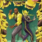 Power Man and Iron Fist #7 Ming Doyle Tsum Tsum Variant Cover [2016] VF/NM Marvel Comics