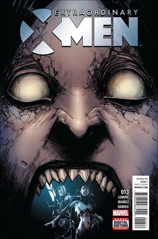 Extraordinary X-Men #13 [2016] VF/NM Marvel Comics