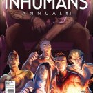 Uncanny Inhumans Annual #1 [2016] VF/NM Marvel Comics