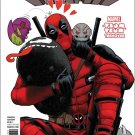 Deadpool #17 [2016] Tsum Tsum variant VF/NM Marvel Comics