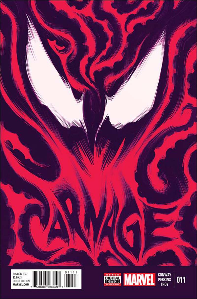 Carnage #11 [2016] VF/NM Marvel Comics