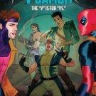 Deadpool V Gambit #4 [2016] VF/NM Marvel Comics